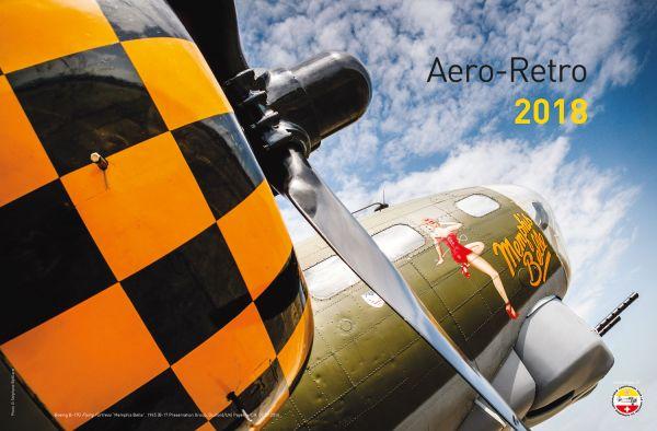 Aero-Retro Kalender 2018