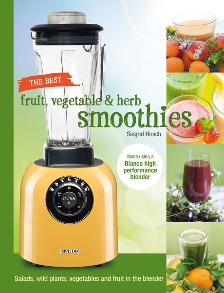 Fruit, vegetable & herb smoothies