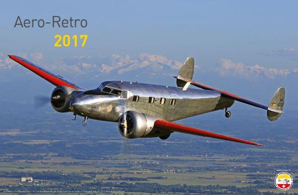 Aero-Retro Kalender 2017
